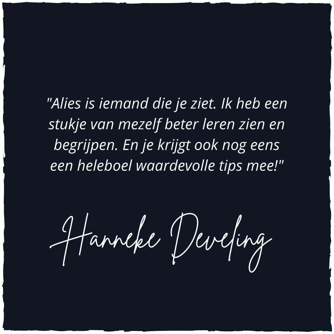 Hanneke Develing